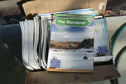 Wanderer Magazines