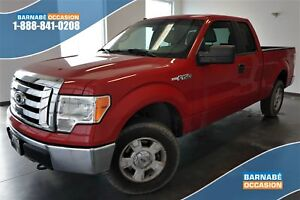 FORD F-150 XL+ KING CAB+4X4+A/C+MAGS SEULEMENT 84000KM