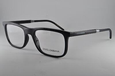 Dolce & Gabbana Eyeglasses DG 5030 501 Black, Size (Dolce And Gabbana Eyeglasses For Men)