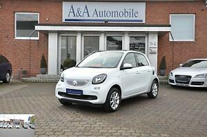 Smart forfour Passion mit Panorama Glaßdach, Euro 6...