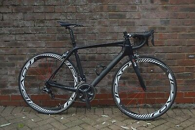 Ribble R872 Stealth Carbon Road Bike With Shimano Ultegra Groupset for sale  London