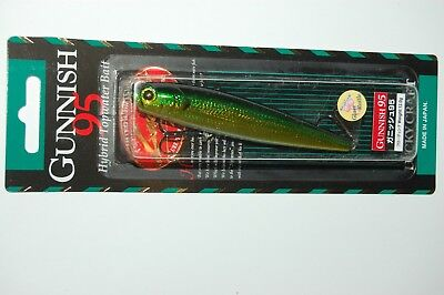 "lucky craft b/'freeze 100s  4/"" 5//8oz versatile minnow bass pike jerkbait ayu"