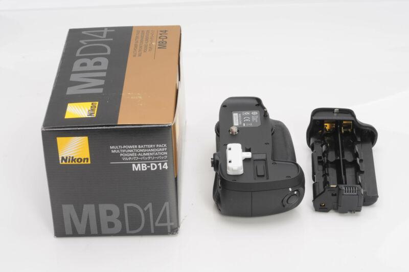 Genuine Nikon MB-D14 Multi Battery Power Pack for D600, D610                #437