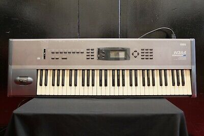 Korg N364 Poly Music Workstation Synthesiser Sequencer *Broken Floppy Drive*, usado comprar usado  Enviando para Brazil