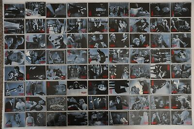 Universal Monsters of the Silver Screen Trading Base Card Set 90 Cards