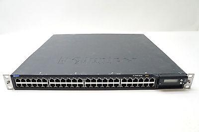 Juniper Networks Ex3200 48T 48 Port Gigabit 8 Poe Switch Rackmount