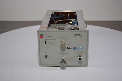 Wiltron 6229d 7.9 - 18.5 Ghz Sweep Generator Plug-in For Wiltron 610 Mainframe