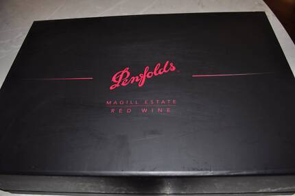 Penfolds Magill Estate red wine glasses -New