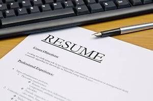 Resume writing service perth wa
