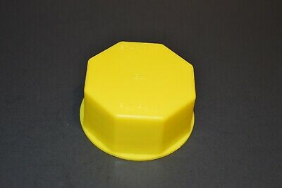 Ez Pour Gas Can Yellow Solid Cap Storage Transportation Chilton Scepter Blitz