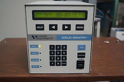 Unitek Miyachi Weld Sentry Model 3-129-02 Weld Monitoring System Ws