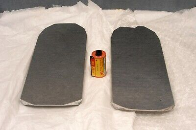 Two Large First Surface Mirrors - 9.5 X 4 X 12