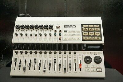 ZOOM HD16 Multi Track Recorder Digital Hard Disk Recording Studio HD16CD W/ PSU 16 Track Hard Disk