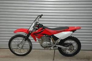 Honda CRF100 with 6 month warranty, new tyre, chain and sprockets Lobethal Adelaide Hills Preview