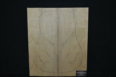 BLACK LIMBA Top or Back Set Luthier Tonewood Guitar Wood Supplies BLAGTP-007