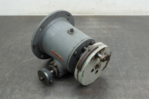 Boston Gear Right Angle Speed Reducer Gear Drive 35:1