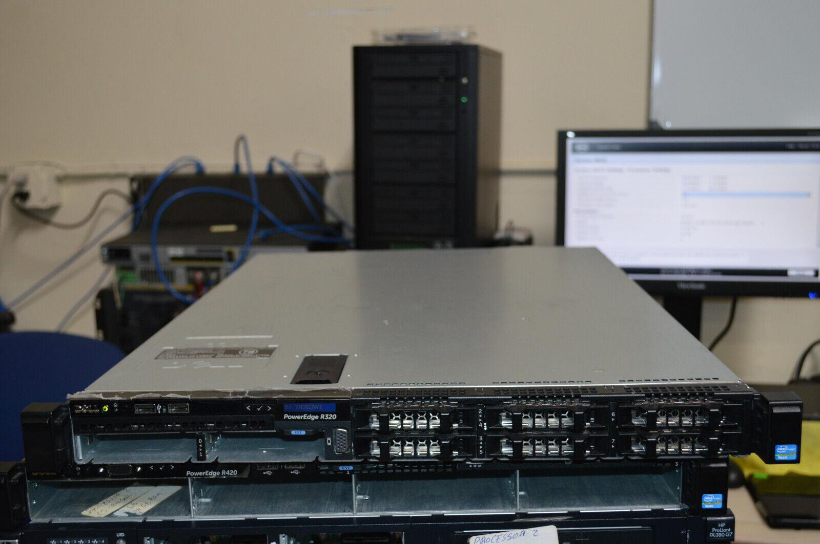 Dell Poweredge R420 2 x SIX CORE 2.20GHZ E5-2430 24GB MEMORY 500GB SERVER
