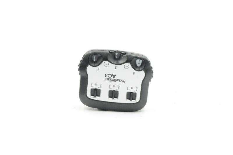 PocketWizard Flex AC3 Zone Controller Canon AC3-C #040
