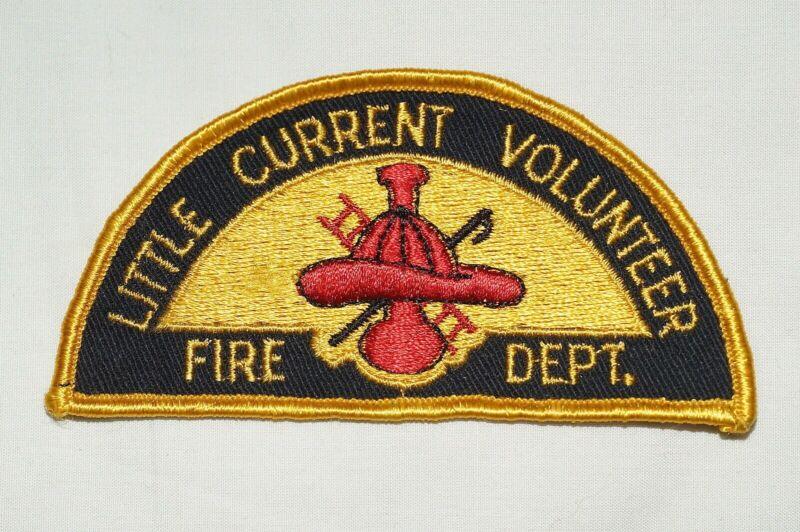 US Little Current Volunteer Fire Department Patch