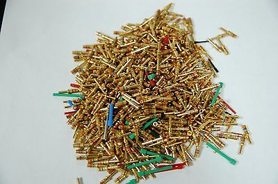 M39029 58-364 Mil-spec Circular Contact Pin Lot Of 50 Free Shipping