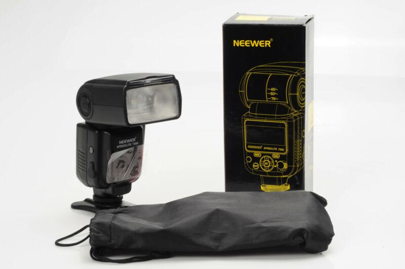 Neewer Speedlite 750II E-TTL Flash for Nikon Digital Cameras                #700