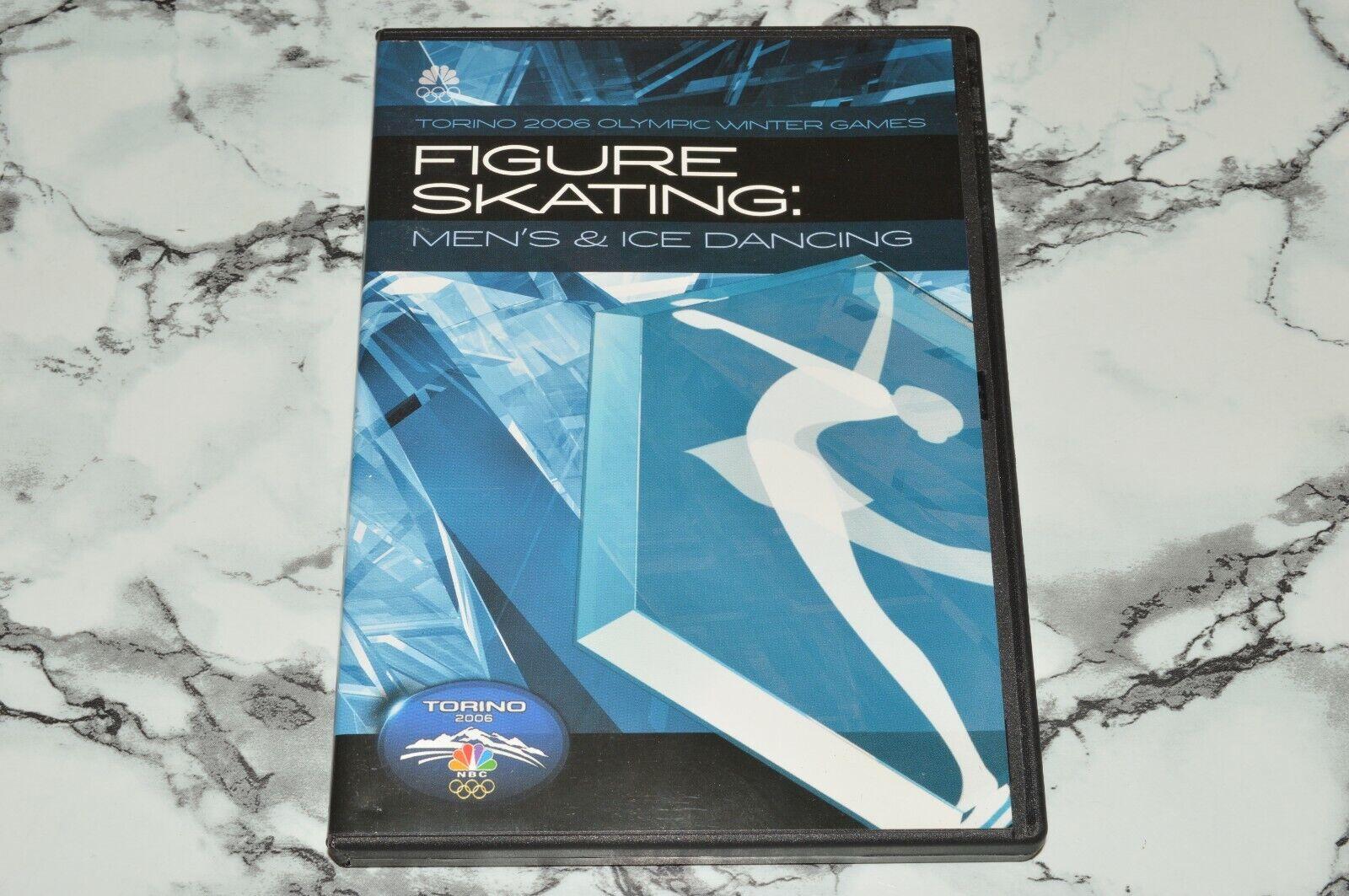 Figure Skating - Men s Ice Dancing - Torino 2006 Olympic Winter Games DVD  - $11.18