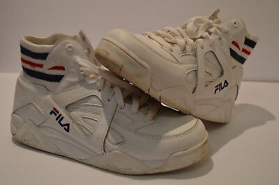 1VB90181-650 FILA The Cage Easter Pack Lifestyle Shoes Pink Suede Leather SZ