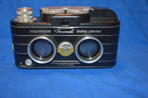 Vintage View-Master Personal Stereo Camera