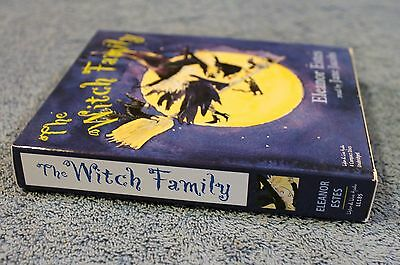 The Witch Family by Eleanor Estes - Four (4) Audio CDs - Spooky Halloween Story