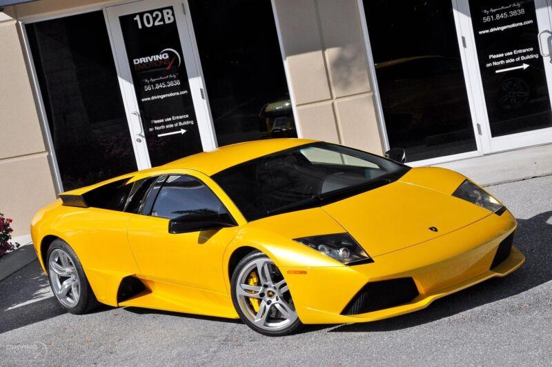 Image 7 Voiture Européenne d'occasion Lamborghini Murcielago 2008