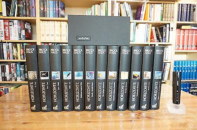 Brockhaus Horizonte 12 Bände, inkl. Lexikon A-Z und AudioPen