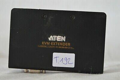 DVI, USB 2.0, Audio 2-Kabel-KVM-Extender Set (1920x1200) bis 50 m (T.192) - Dvi Usb Audio Kabel