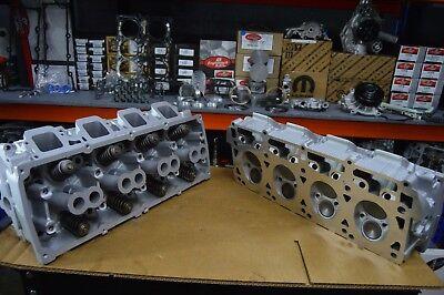 Chrysler/Dodge&Jeep 5.7l OHV Hemi Cylinder Heads Pair Left & Right Both Sides