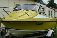Seafarer fishing boato texts733951 Warilla Shellharbour Area Preview