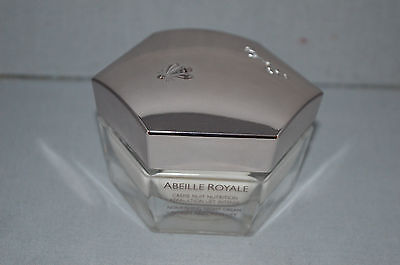 Guerlain Abeille Royale Nourishing Night Cream 1.6oz New Unboxed