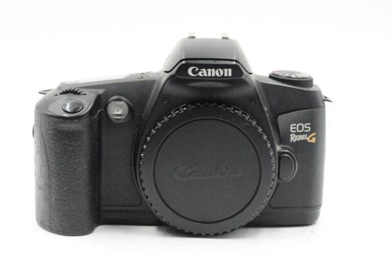 Canon EOS Rebel G SLR Film Camera Body #714