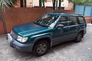 1997 Subaru Forester- Rego until April Coogee Eastern Suburbs Preview