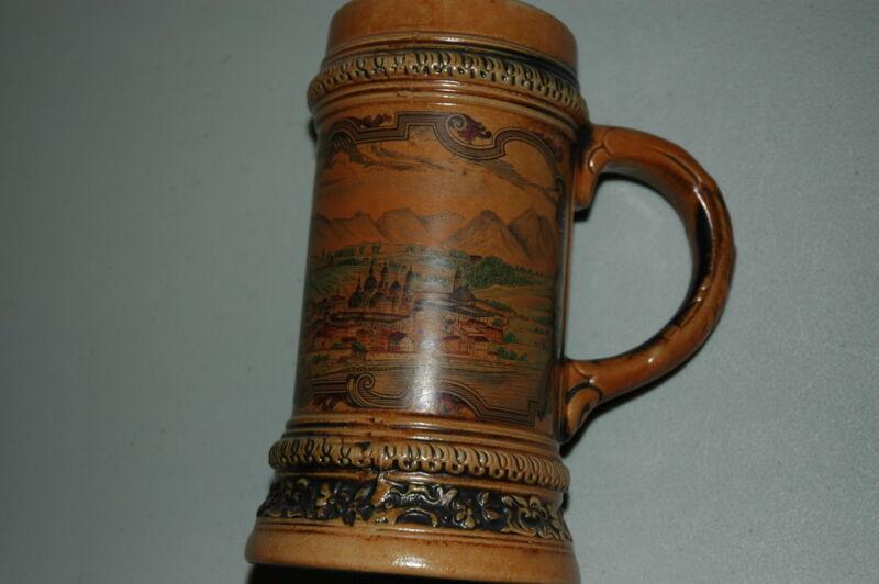 Vintage Gerz 1862 Salzburg Beer Stein