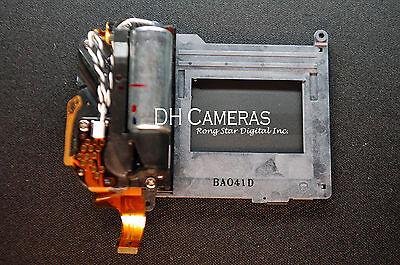 Canon EOS 6D 20.2 megapixels Full frame sensor Shutter Box Part NEW