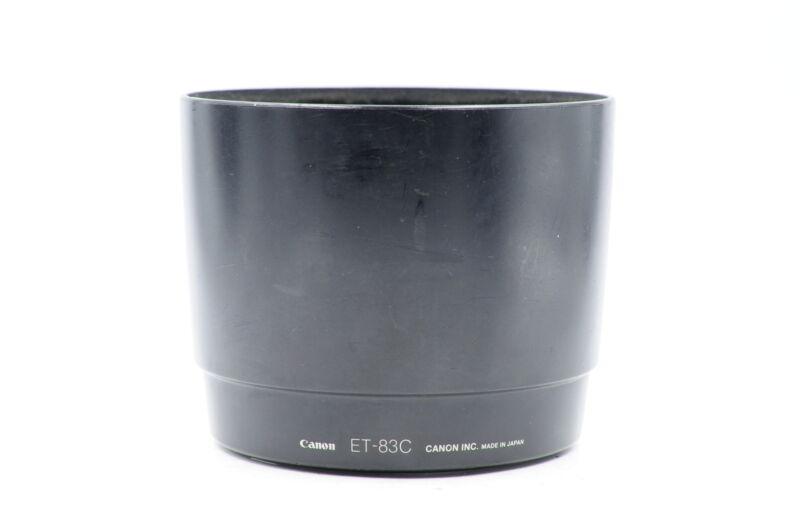 Canon ET-83C Lens Hood Shade for EF 100-400mm f4.5-5.6 L IS USM #898