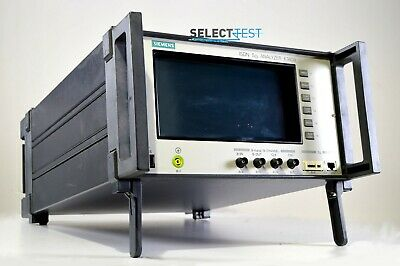 Siemens Tektronix K1403 Isdn S0 Analyzer Look Ref. 561g