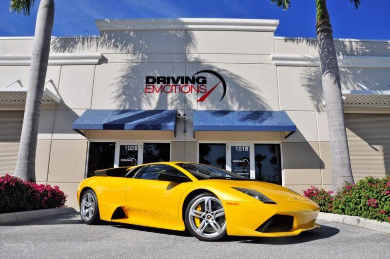 Image 5 Voiture Européenne d'occasion Lamborghini Murcielago 2008