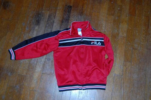 Vintage FILA Sports Full Zip Retro Track Jacket
