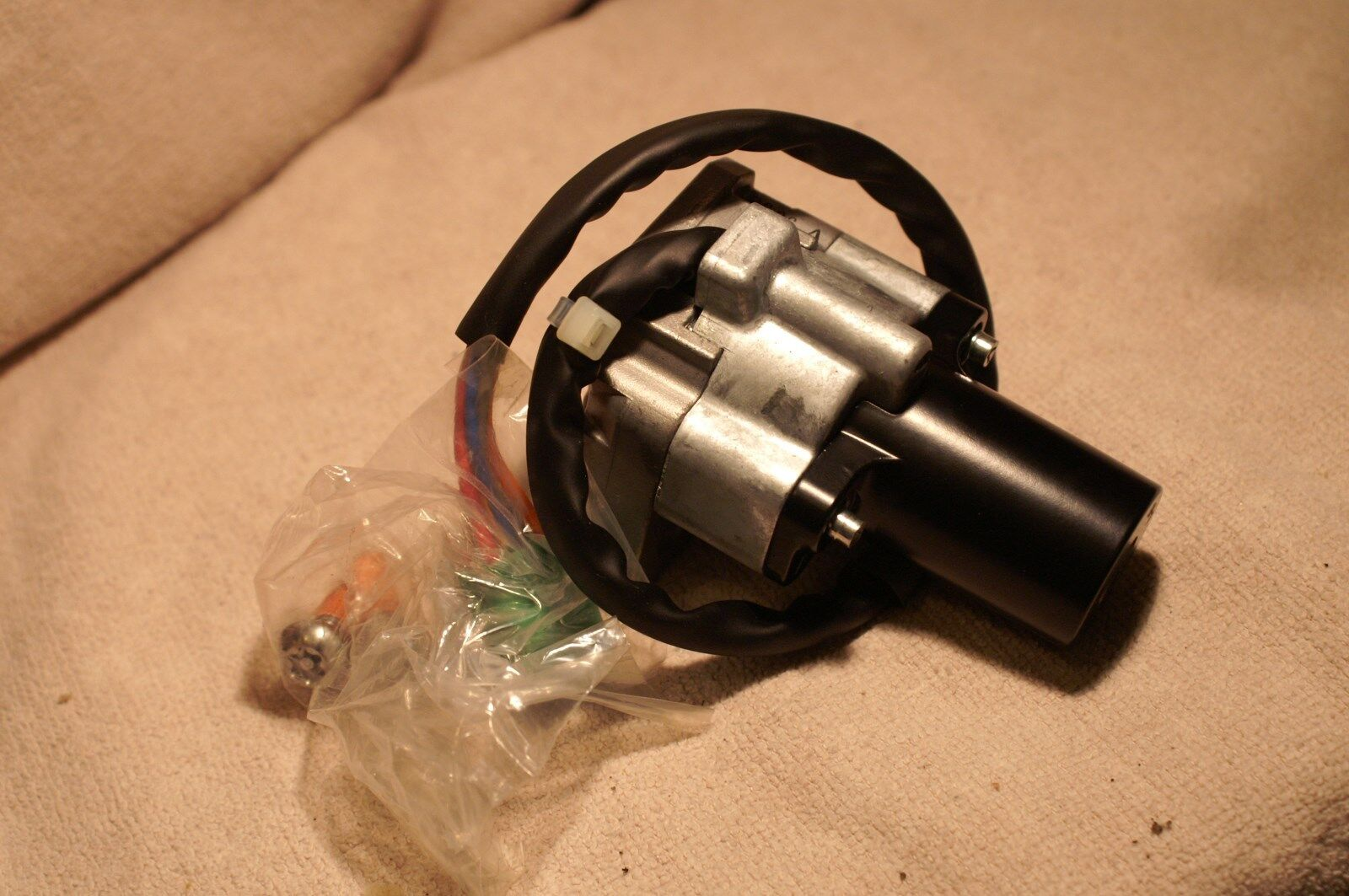 Suzuki Genuine Parts Ignition Switch Assy 99103 11237 NOS