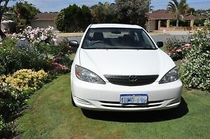 2003 Toyota Camry Sedan Winthrop Melville Area Preview
