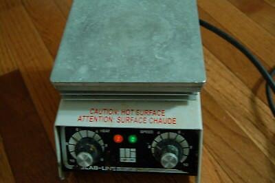 Lab-line Barnstead Pyro-magnestir Stirrer Hotplate Stirring Hot Plate Heating