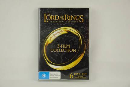 Lord of the Rings Trilogy in an Immaculate Collectors Set