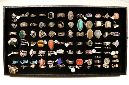 925 SILVER RING LOT #6