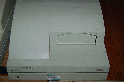 Perseptve Biosystems Cytofluor Ii Fluorescence Multi-well Plate Reader