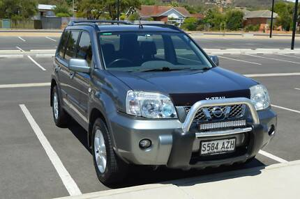 2007 Nissan X-Trail Ti T30 4x4 Automatic Elizabeth East Playford Area Preview